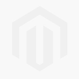 Small bag for electronics accessories made of anthracite wool felt with blue button